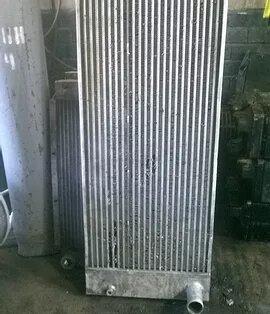 Ремонт масляного радиатора