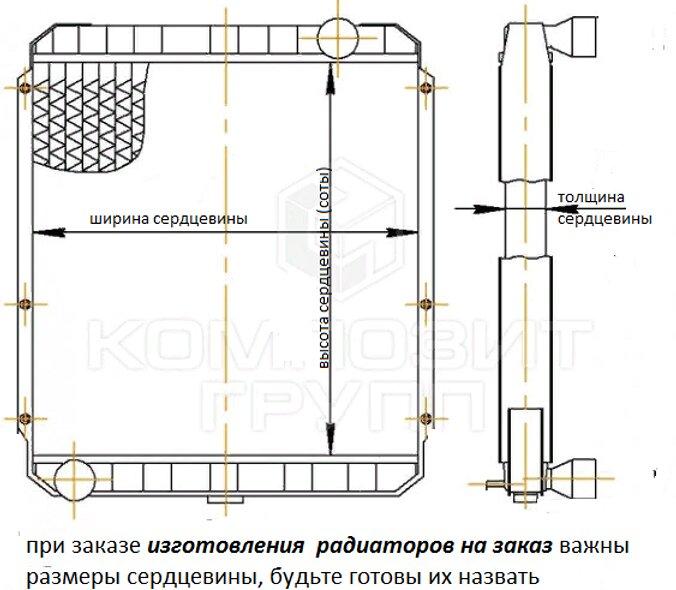 изготовление радиаторов на заказ в спб