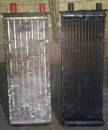изготовление радиаторов охлаждения на заказ по образцу в спб