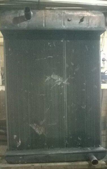 Ремонт грузового радиатора
