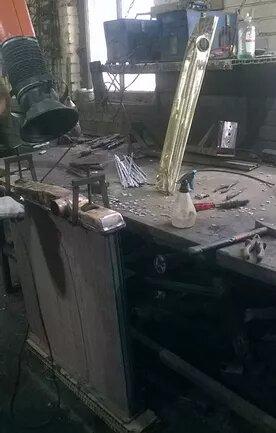 замена сот радиатора Вольво