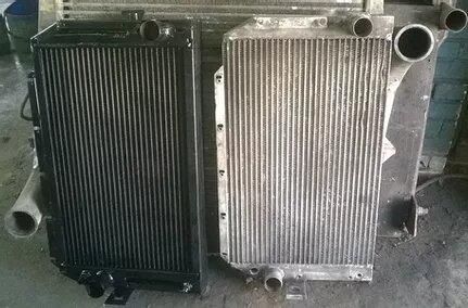 Изготовление радиатора по образцу