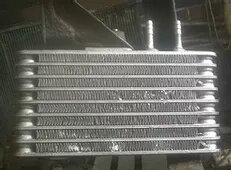 Ремонт радиатора коробки передач