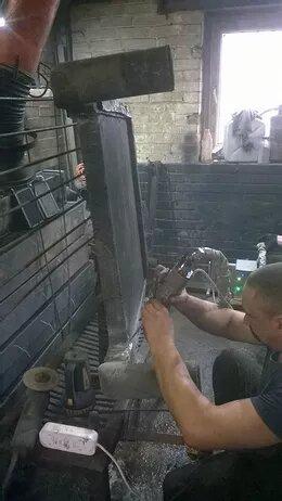 Ремонт радиатора в СПб